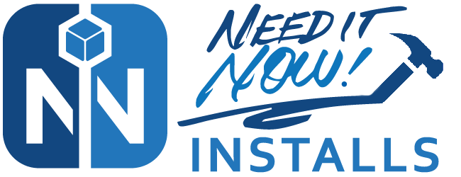 Need It Now Installs Logo